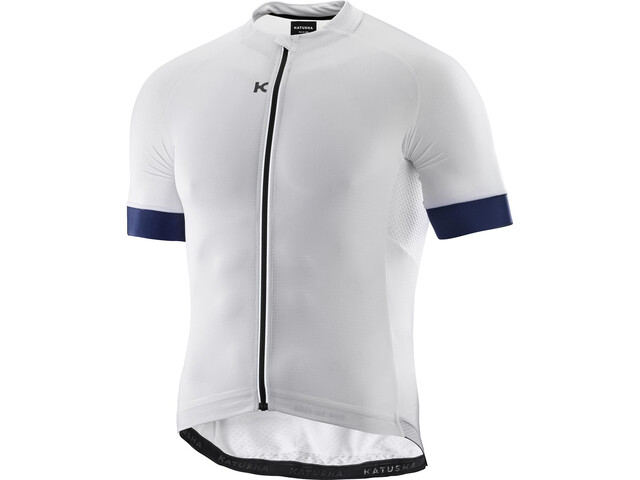 KATUSHA Superlight SS Jersey Herren white peacoat